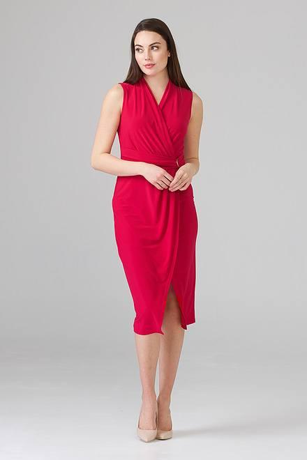 Joseph Ribkoff Robes Cerise Style 202160