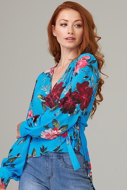 Joseph Ribkoff Multi Shirts & Blouses Style 202186