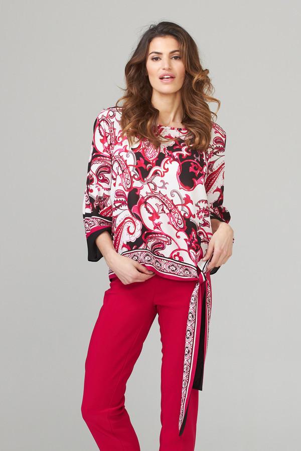 Joseph Ribkoff Vanilla/Multi Shirts & Blouses Style 202191