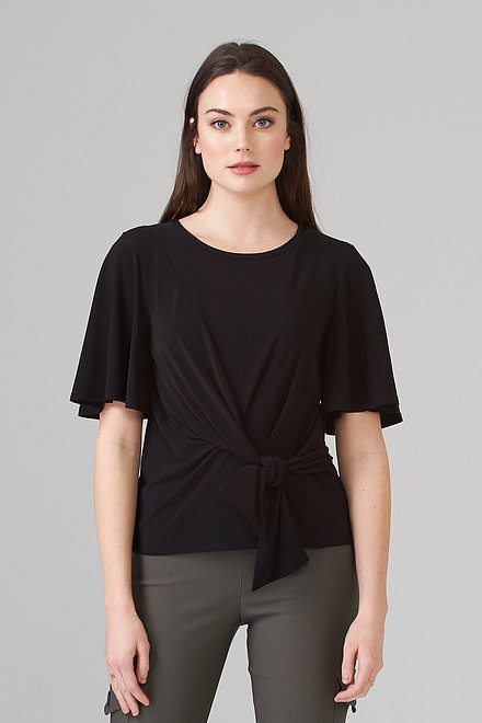 Joseph Ribkoff Black Tees & Camis Style 202201