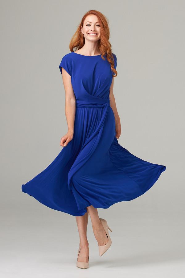 Joseph Ribkoff Royal Sapphire 163 Dresses Style 202233