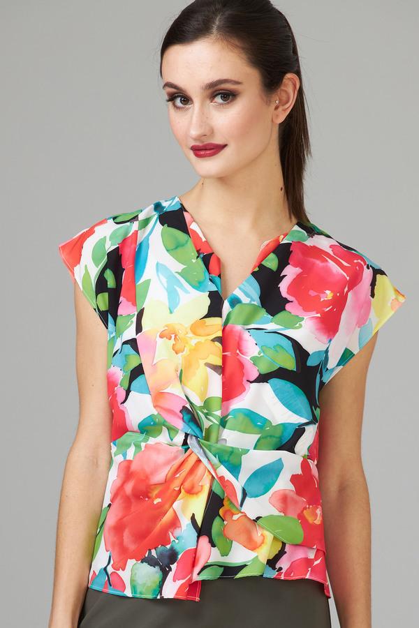 Joseph Ribkoff Multi Shirts & Blouses Style 202241