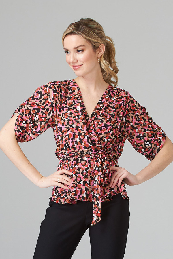 Joseph Ribkoff Multi Shirts & Blouses Style 202244