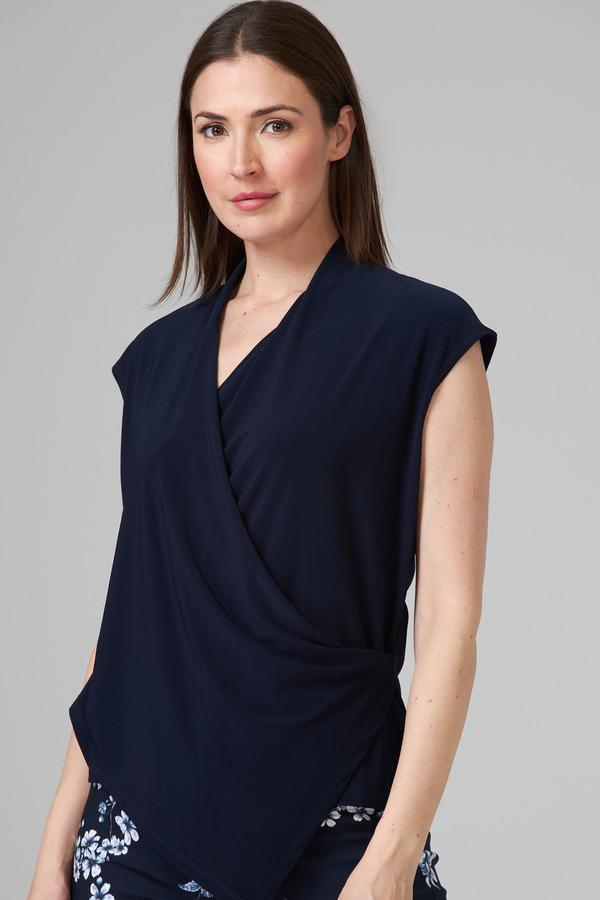 Joseph Ribkoff Midnight Blue Shirts & Blouses Style 202245