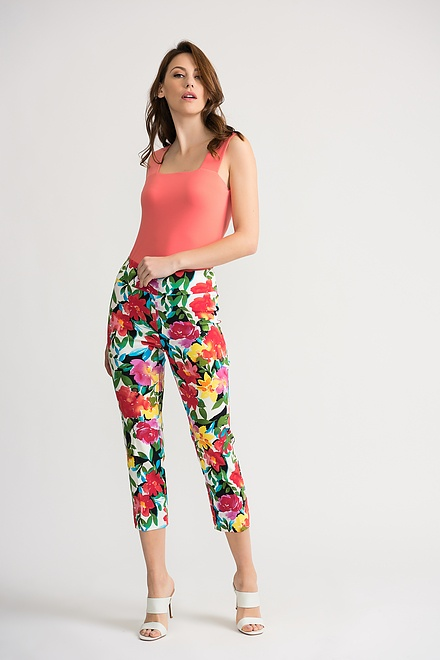 Joseph Ribkoff Multi Pants Style 202260