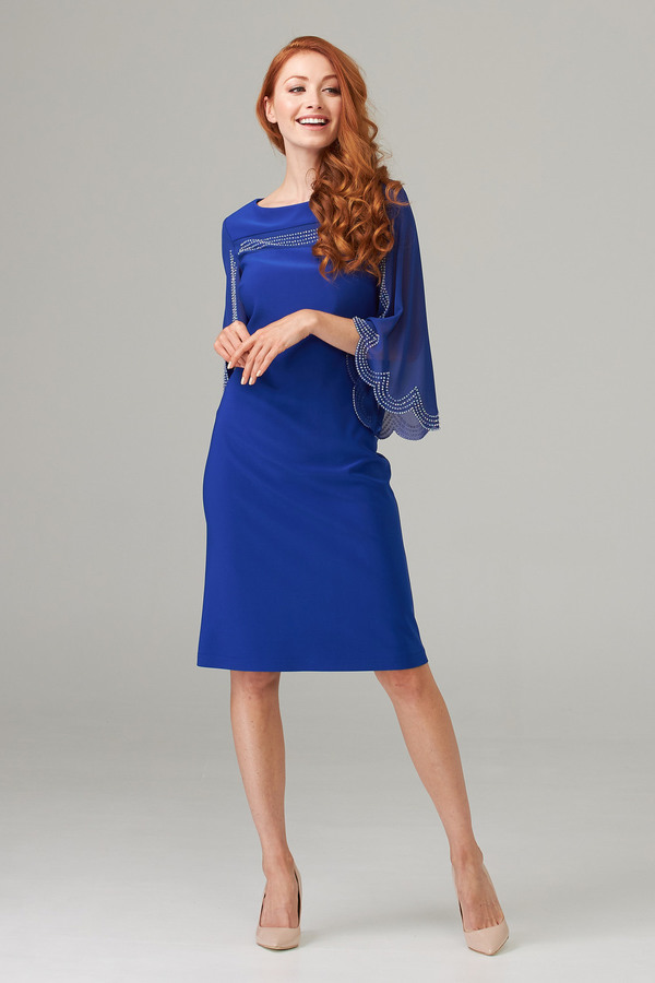 Joseph Ribkoff Royal Sapphire 163 Dresses Style 202266