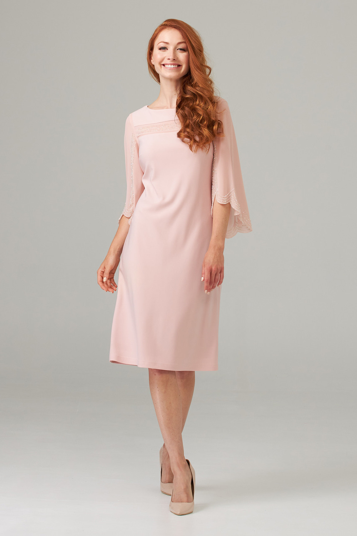 Joseph Ribkoff Rose Dresses Style 202266