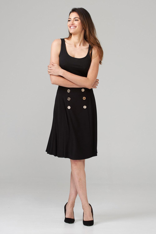Joseph Ribkoff Black Skirts Style 202275