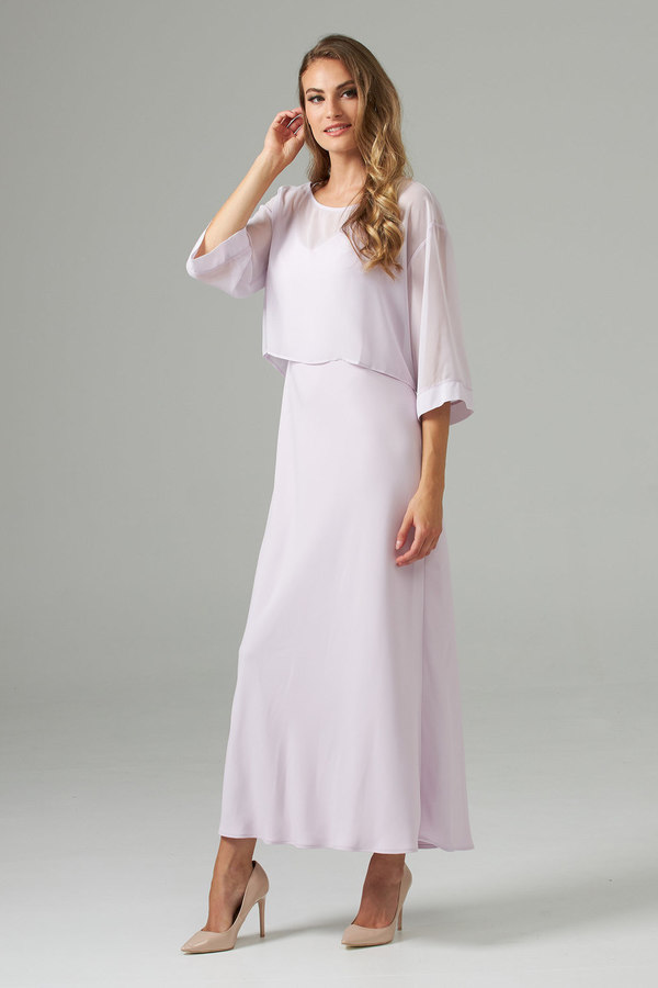 Joseph Ribkoff LAVENDER FOG Dresses Style 202278