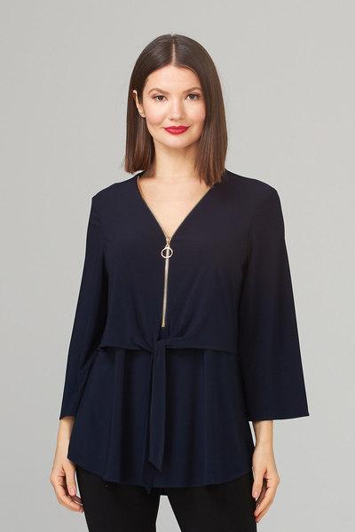 Joseph Ribkoff Chemises et blouses Bleu Nuit Style 202281