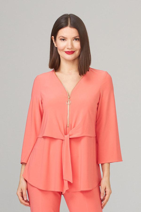 Joseph Ribkoff Cantaloupe Shirts & Blouses Style 202281