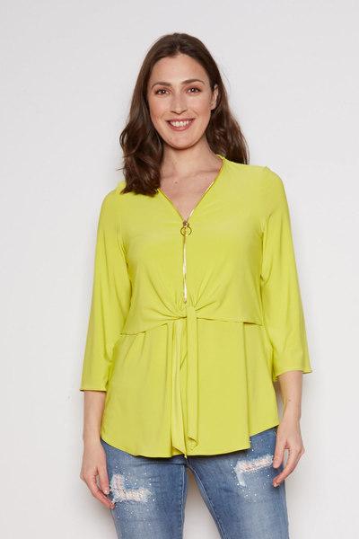 Joseph Ribkoff Limeade Shirts & Blouses Style 202281
