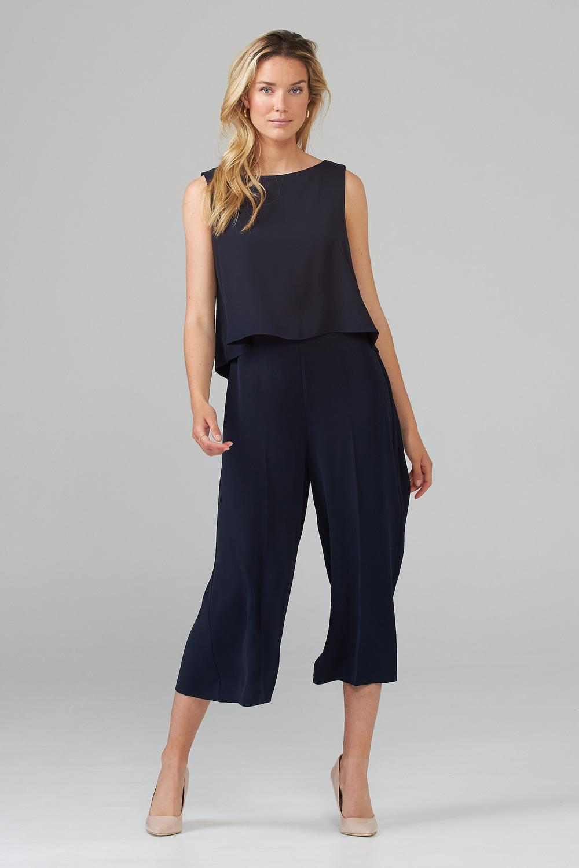 Joseph Ribkoff Midnight Blue Jumpsuits Style 202287