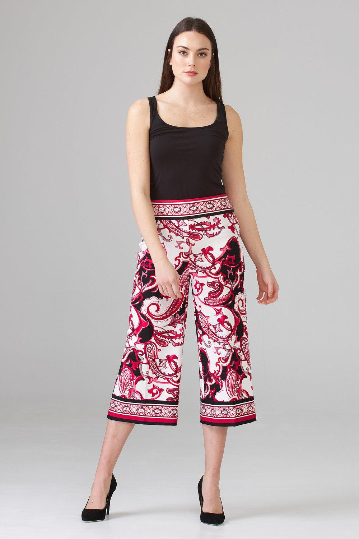 Joseph Ribkoff Pantalons Vanille/Multi Style 202290