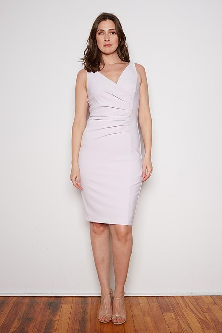 Joseph Ribkoff LAVENDER FOG Dresses Style 202303