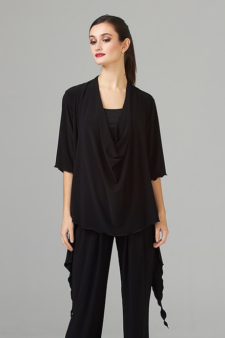 Joseph Ribkoff Black Twin Sets Style 202310