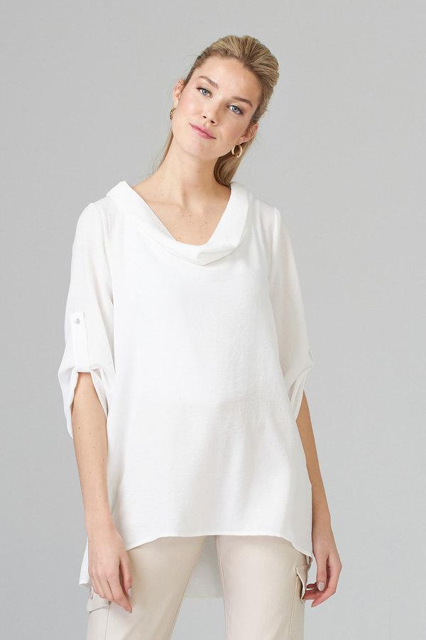 Joseph Ribkoff White Tunics Style 202320