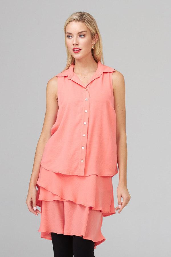 Joseph Ribkoff Cantaloupe Dresses Style 202323