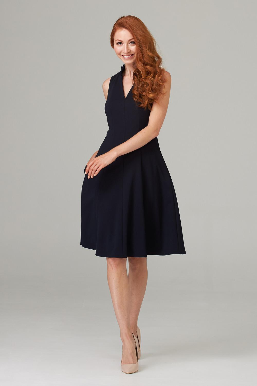 Joseph Ribkoff Midnight Blue Dresses Style 202334