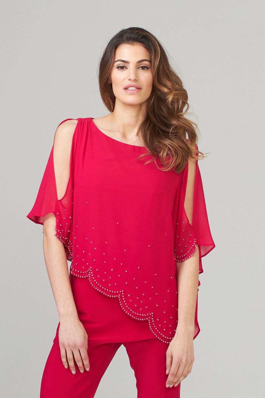 Joseph Ribkoff Chemises et blouses Cerise Style 202362