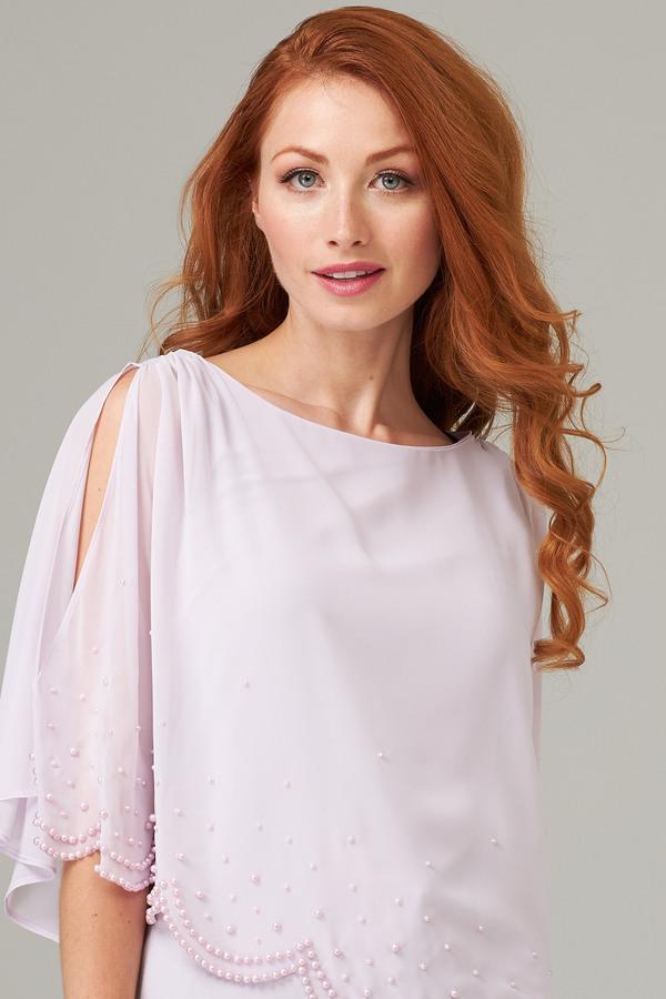 Joseph Ribkoff Chemises et blouses Brume Lavande Style 202362