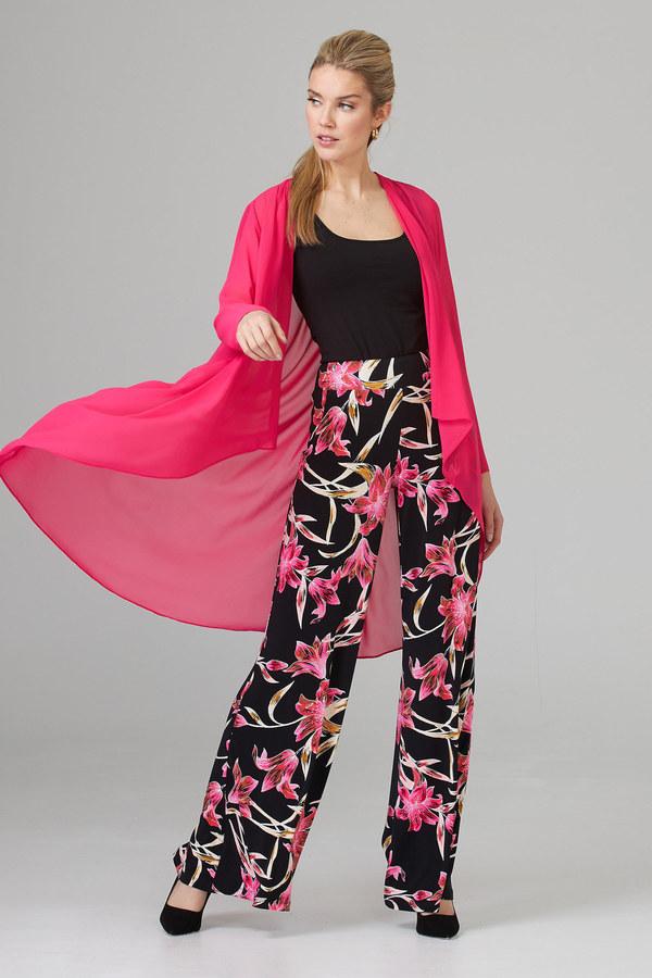 Joseph Ribkoff Pantalons Noir/Multi Style 202368