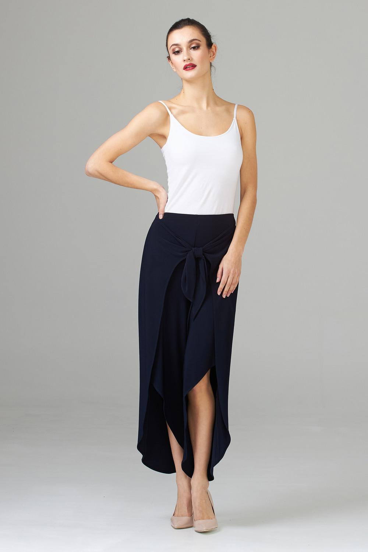 Joseph Ribkoff Pantalons Bleu Nuit Style 202374