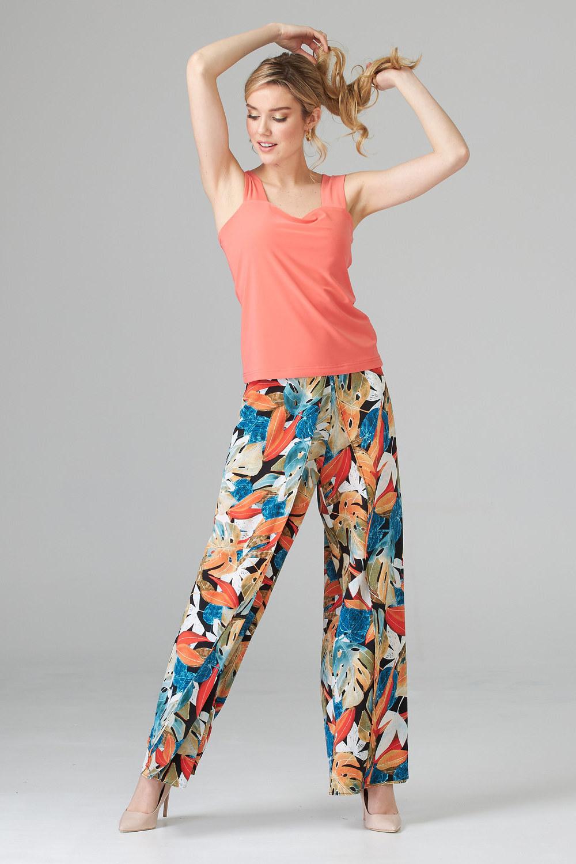 Joseph Ribkoff Multi Pants Style 202375