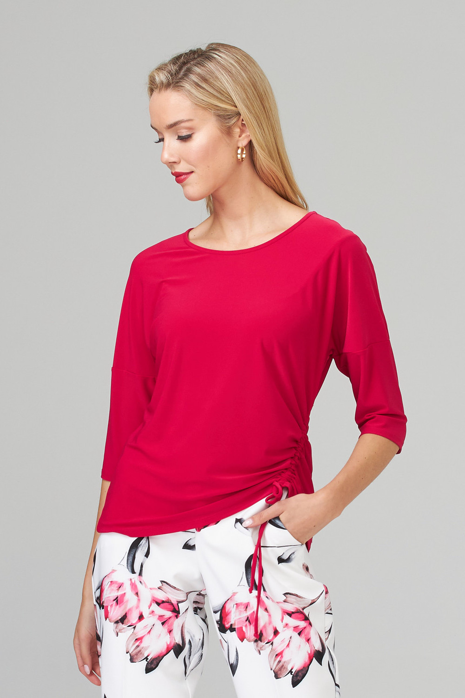 Joseph Ribkoff Tee-shirts et camisoles Cerise Style 202378