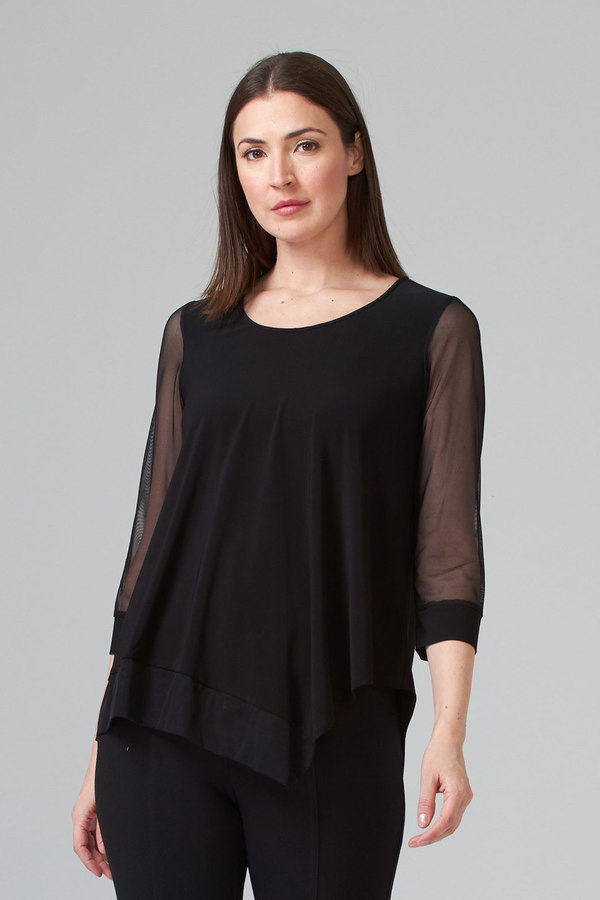 Joseph Ribkoff Chemises et blouses Noir Style 202383