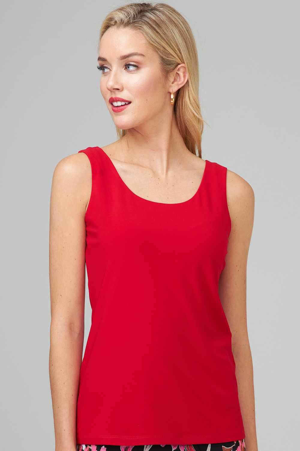 Joseph Ribkoff Tee-shirts et camisoles Rouge A Levres 173 Style 202386
