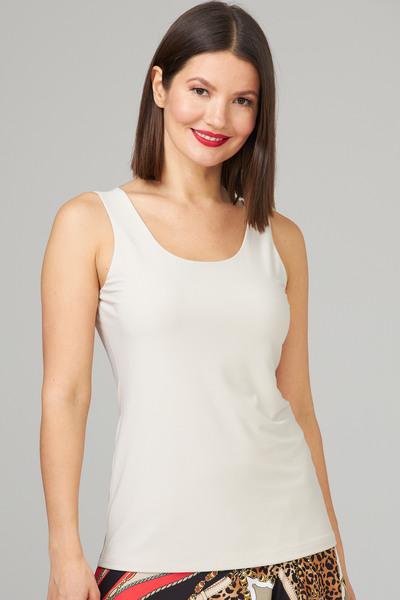 Joseph Ribkoff Tee-shirts et camisoles Champagne 171 Style 202386
