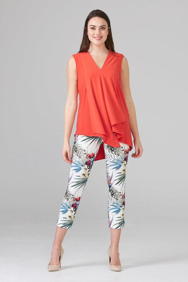 Joseph Ribkoff Pantalons Blanc/Multi Style 202392