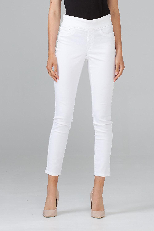 Joseph Ribkoff White Jeans Style 202426