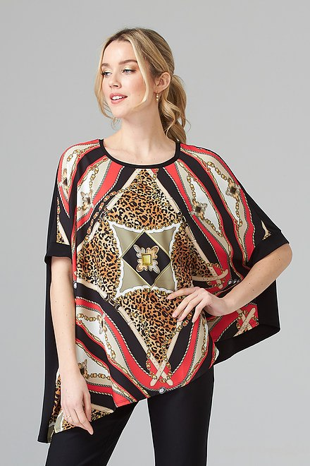 Joseph Ribkoff Chemises et blouses Papaye Multi Style 202440