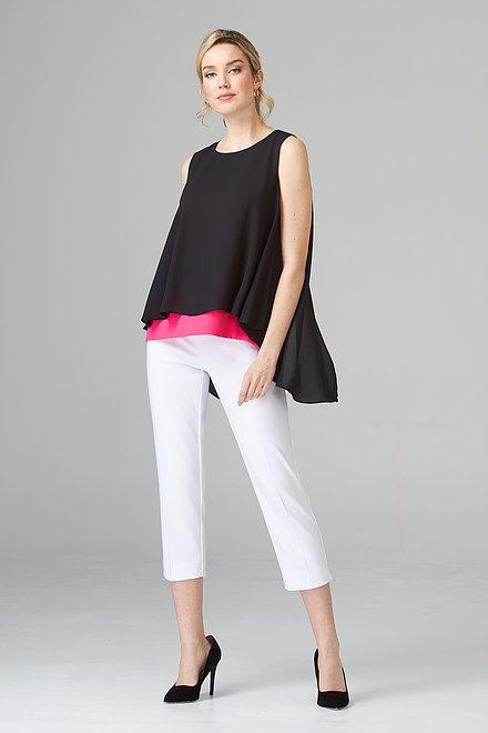 Joseph Ribkoff White Pants Style 202441