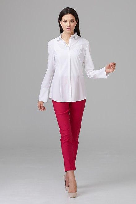 Joseph Ribkoff Pantalons Cerise Style 201483