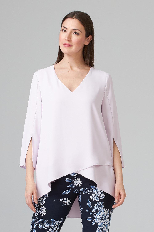Joseph Ribkoff Chemises et blouses Brume Lavande Style 201085