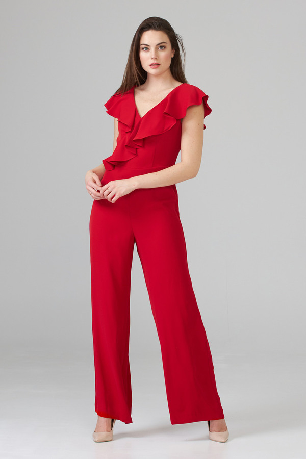 Joseph Ribkoff Combinaisons Rouge A Levres 173 Style 201337