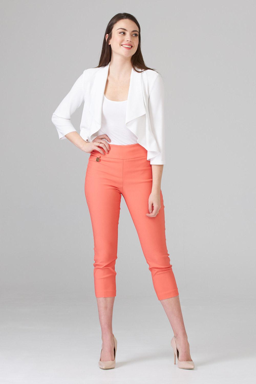 Joseph Ribkoff Cantaloupe Pants Style 201536