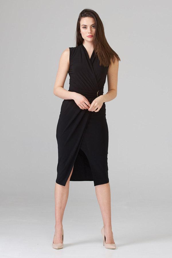 Joseph Ribkoff Robes Noir Style 202160