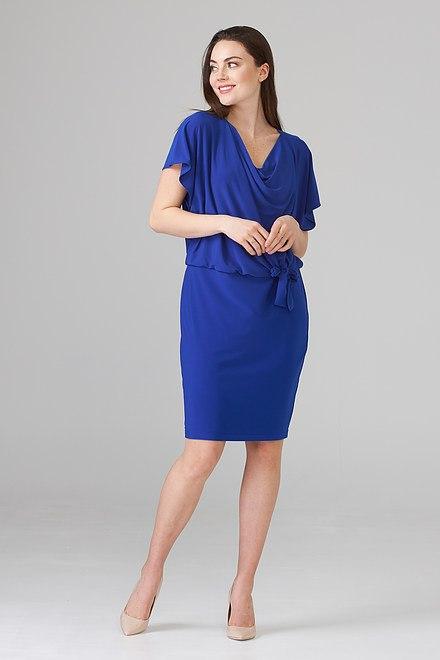 Joseph Ribkoff Royal Sapphire 163 Dresses Style 201147