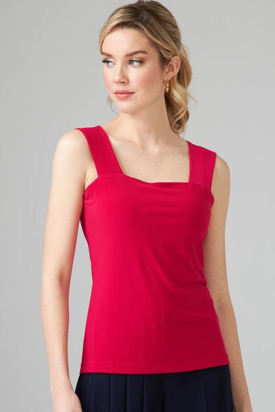 Joseph Ribkoff Tee-shirts et camisoles Cerise Style 143132