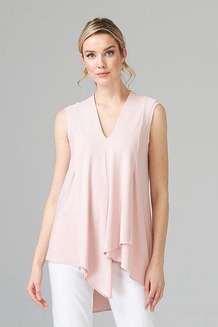 Joseph Ribkoff Rose Tunics Style 161060