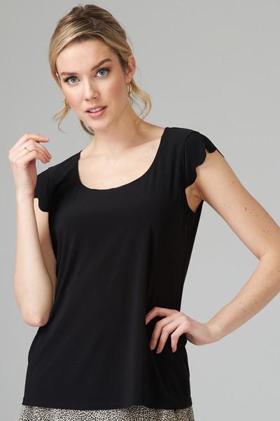 Joseph Ribkoff Black Tees & Camis Style 201260