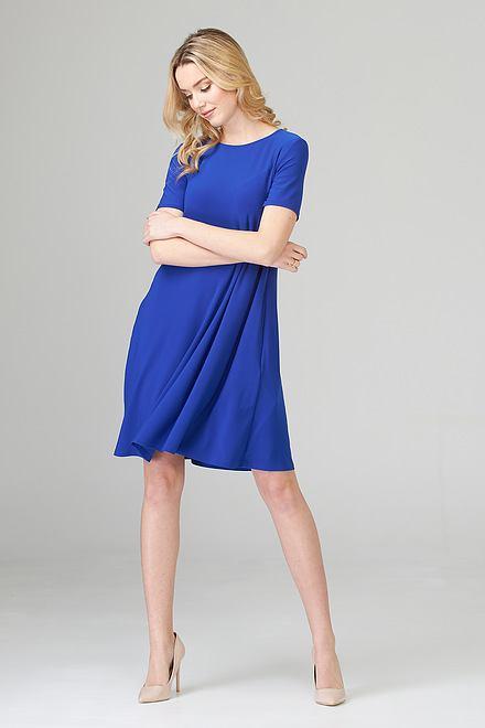 Joseph Ribkoff Royal Sapphire 163 Dresses Style 202130