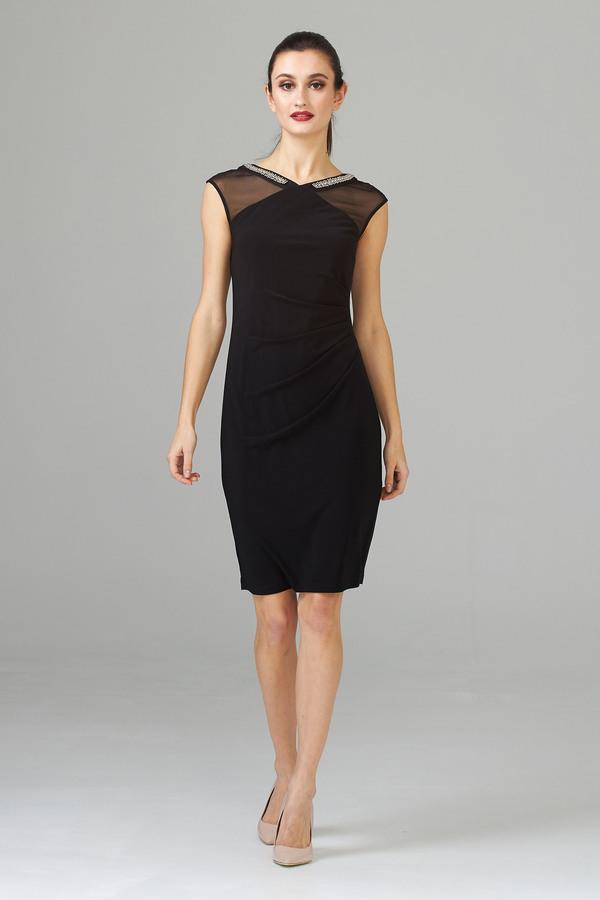 Joseph Ribkoff Black Dresses Style 201004