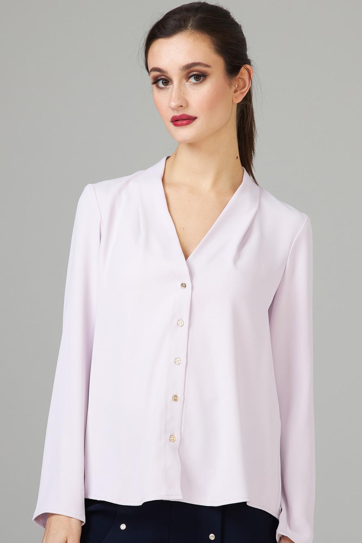 Joseph Ribkoff Chemises et blouses Brume Lavande Style 194419