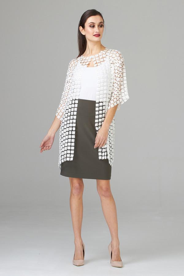 Joseph Ribkoff Avocado Skirts Style 153071