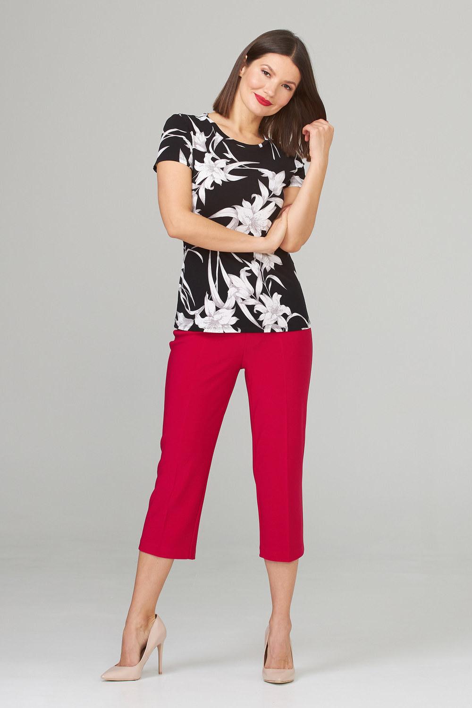 Joseph Ribkoff Pantalons Cerise Style C143105